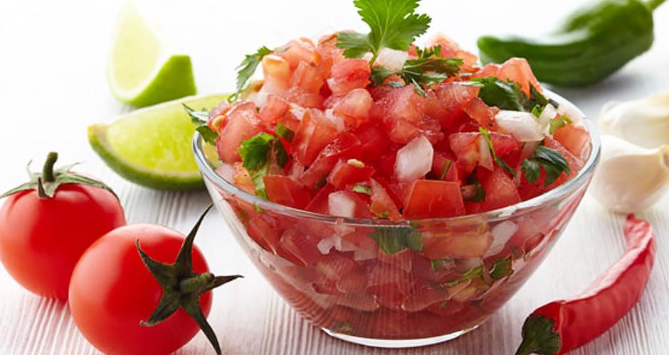 Salsa in a Hurry Recipe