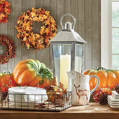 5 Decor Essentials for Thanksgiving Entertaining