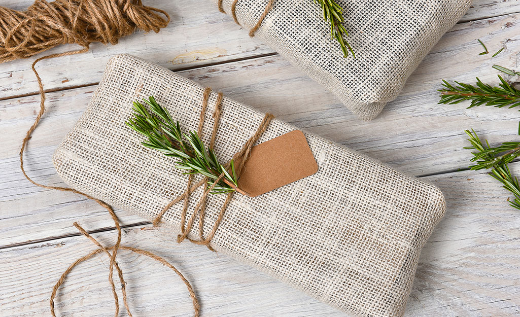 Gift Wrap Embellishment