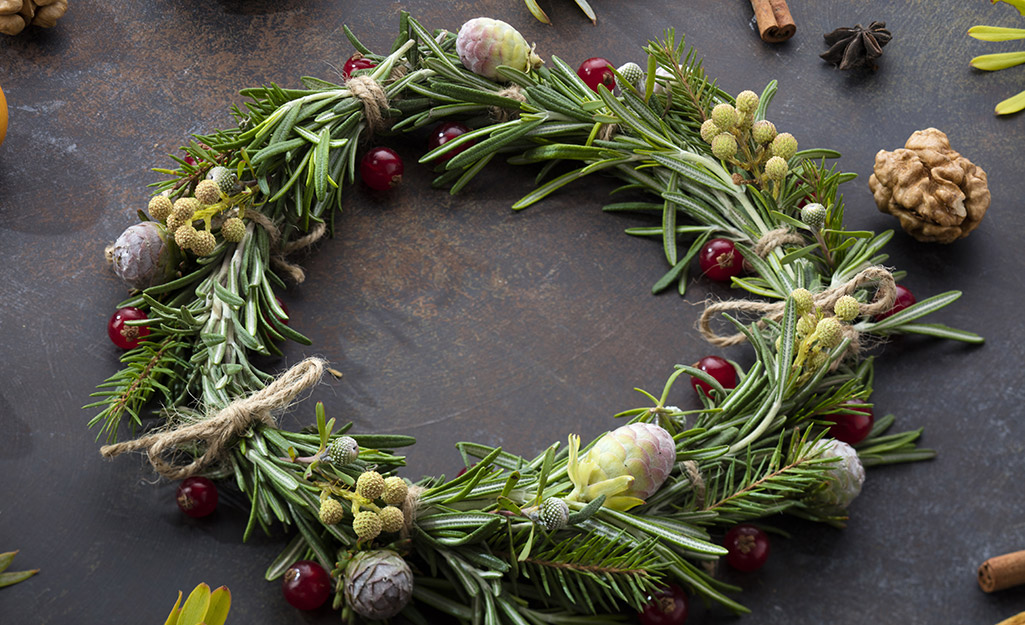 5 Fragrant Ways To Season Your Holiday With Rosemary The Home Depot