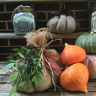 5 Smashing Ideas for Decorating with Pumpkins
