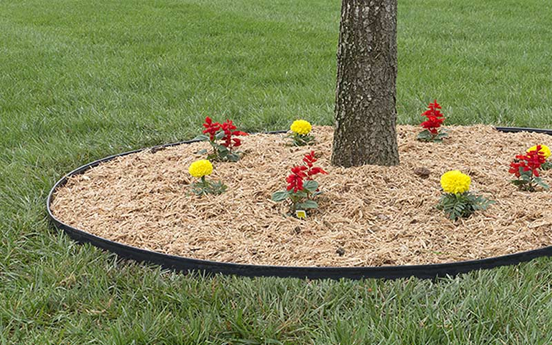 How To Organize Landscaping Borders The Home Depot
