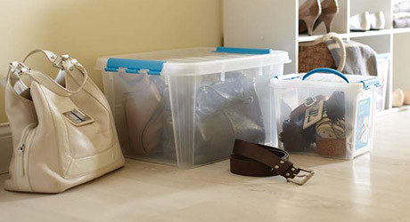 Declutter - 7 Easy Spring Cleaning Projects