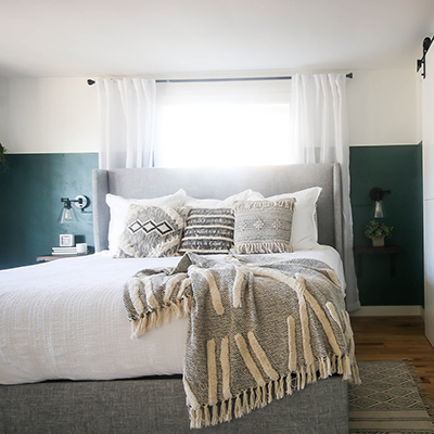 7 Tips for Decorating Your Master Bedroom