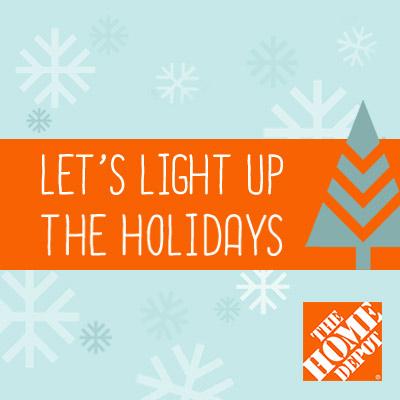 christmas lights infographic the home depot rh homedepot com
