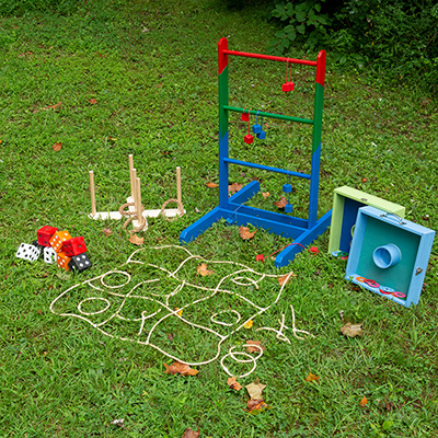 DIY Lawn Game Ideas