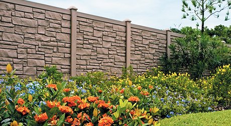 Composite Fencing - Fencing Material Build Quality Fence