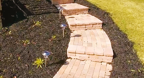 PLAN YOUR WALKWAY
