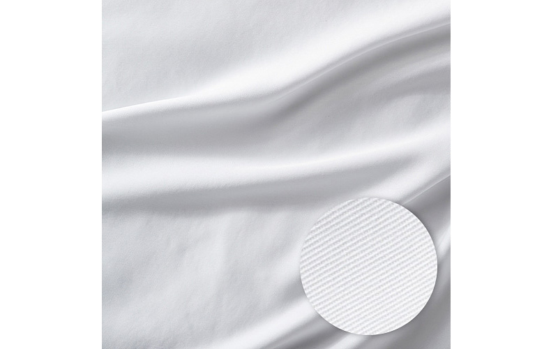 Bamboo sheets shown with weave detail.