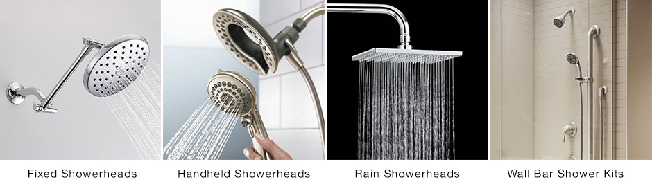 Get More From Your Showerhead- Customize your shower