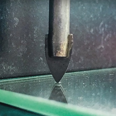 carbide drills for glass