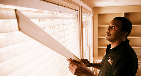 Add a valance - Install Blinds or Shades