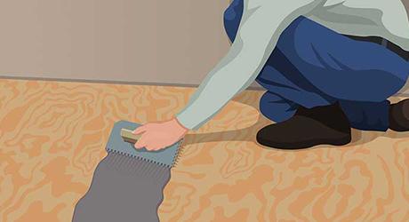 Installation carpet tiles - Installing Carpet Tiles