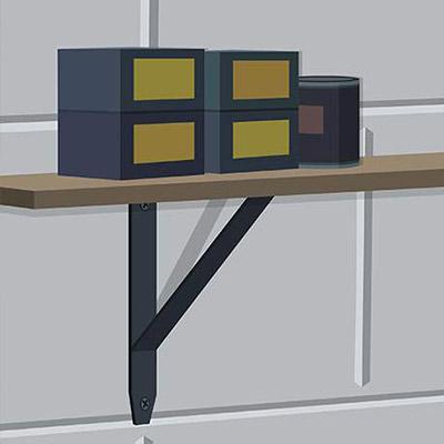 Installing Stationary Brackets