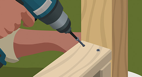 How to Install Split Rail Fence - The Home Depot