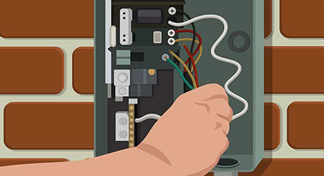 How to Wire a Hot Tub - The Home Depot Wiring For Hot Tub on