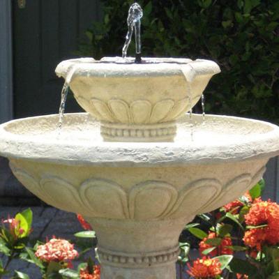 Keep Backyard Bird Baths and Fountains Clean