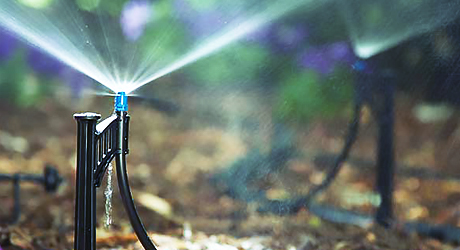 Use Right Equipment - Lawn Watering Tips Techniques