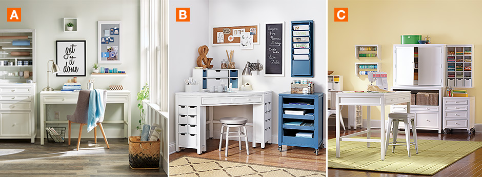 Craft Room Ideas The Home Depot