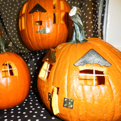 Make a Miniature Pumpkin Patch