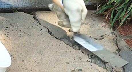How To Repair Concrete The Home Depot