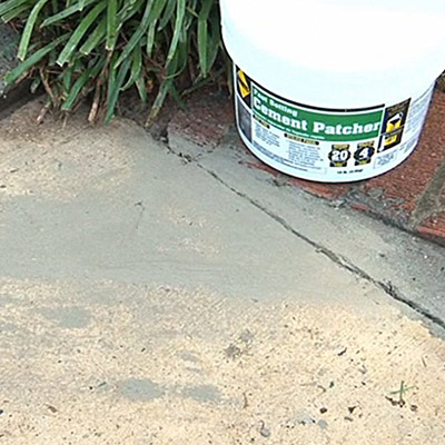 How to Repair Concrete - The Home Depot