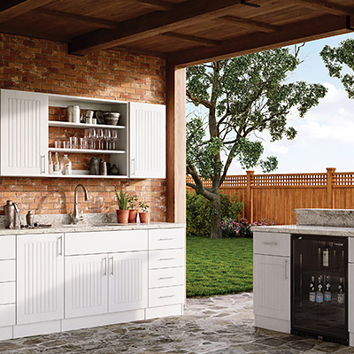 Outdoor Kitchen Ideas - The Home Depot