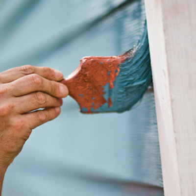 How to Prep a House for Painting