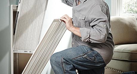 Make minor repairs - Preparing Home Inspection