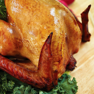 Set Your Thanksgiving Table with a Feast Cooked in a Smoker