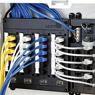 Structured Wiring and Networking Panels - The Home DepotThe Home Depot