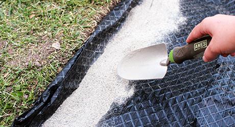Spread Sand