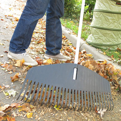 Tips and Tools to Make Fall Cleanup Easier