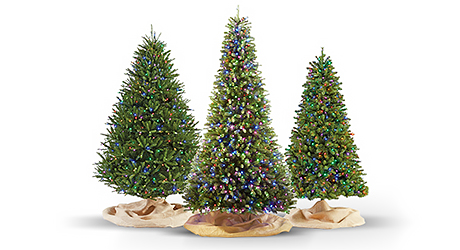 Types Of Artificial Christmas Trees.Best Artificial Christmas Trees For The Season The Home Depot
