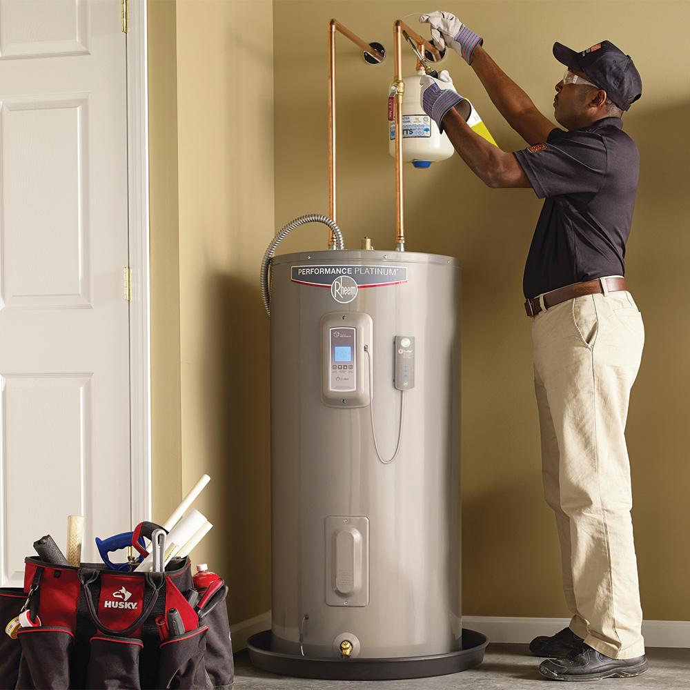 Water Heater Installation Basics The Home Depot