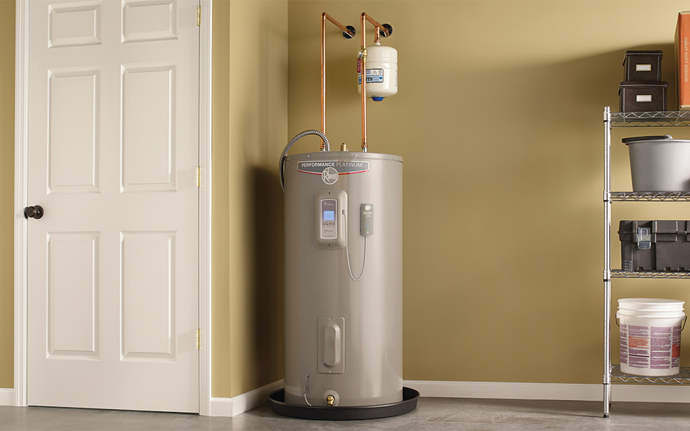 Water Heater Installation Basics The Home Depot
