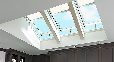 Sky light - Skylights and Other Special Window