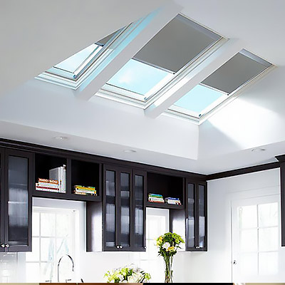 Window Treatments - Skylights and Other Special Window