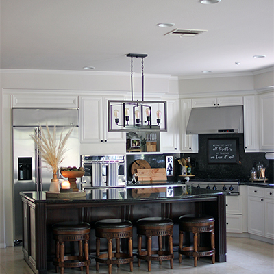 A Kitchen Facelift With GE Appliances