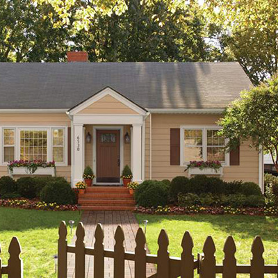 Affordable Exterior Painting Updates The Home Depot
