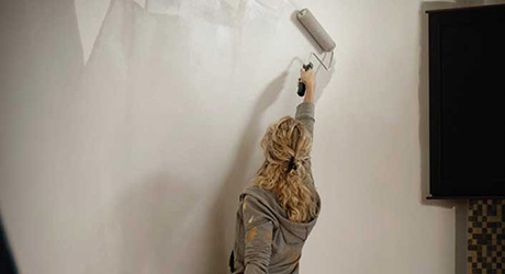 Paint your walls - Affordable Kitchen Updates