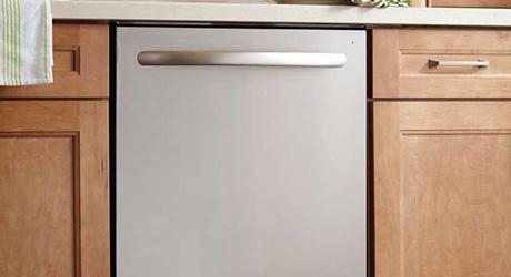 Install new dishwasher - Affordable Kitchen Updates