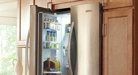 Make over your fridge - Affordable Kitchen Updates
