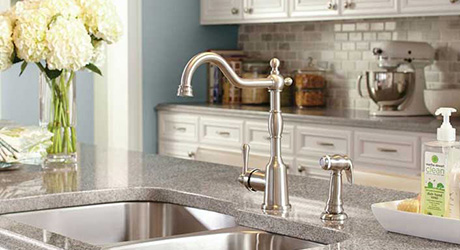 Replace the countertops - Affordable Kitchen Updates