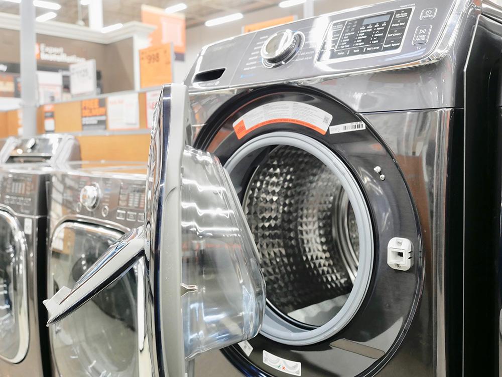 Awkward Laundry Room Makeover Ideas