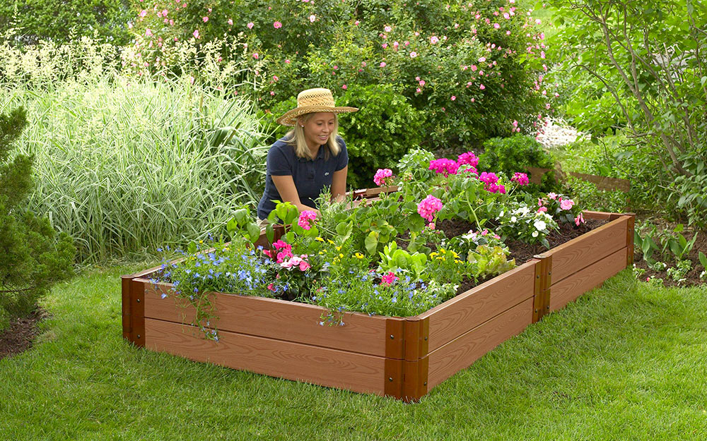 Backyard Landscape Ideas The Home Depot