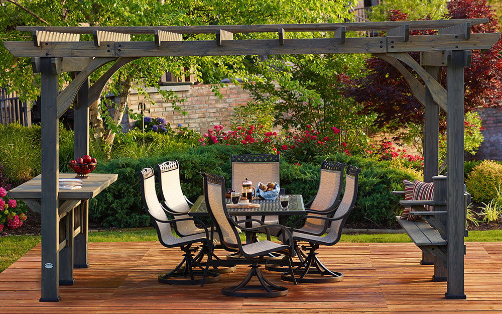 Backyard Patio Ideas The Home Depot