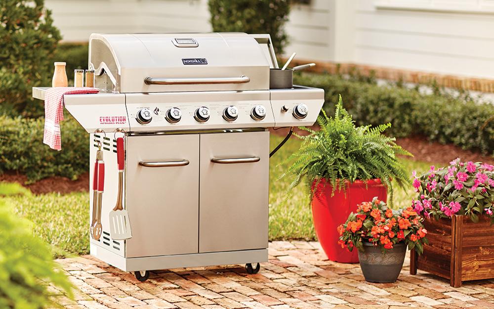 Backyard Patio Ideas - The Home Depot on Home Depot Patio Ideas id=98360