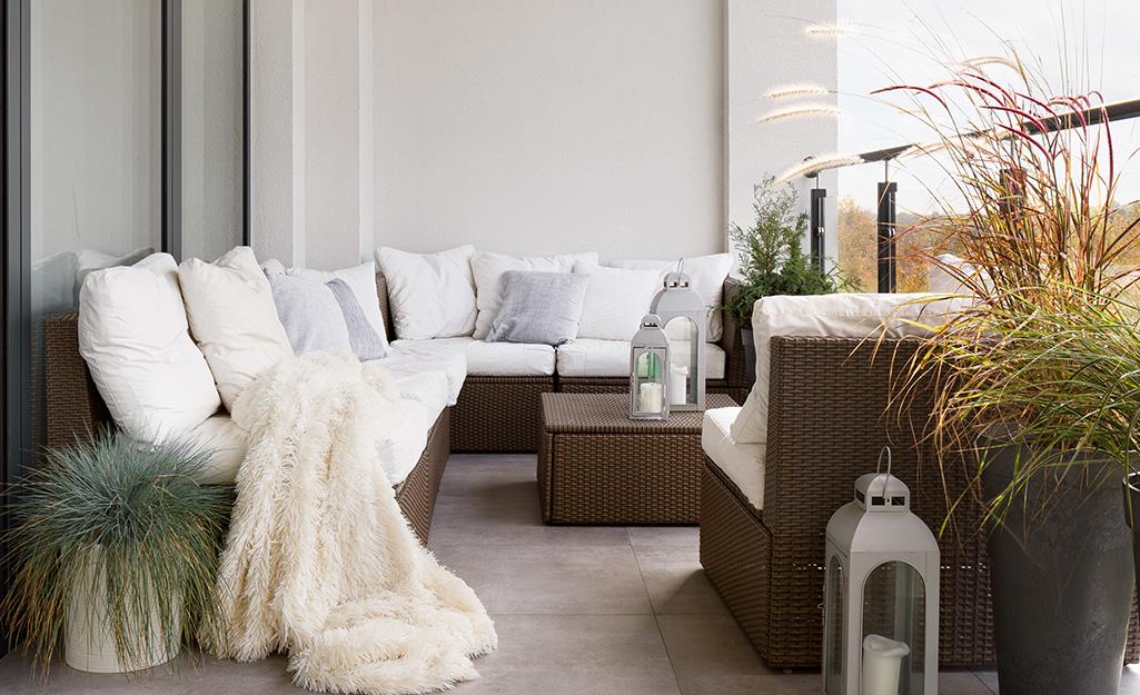 Balcony Ideas - The Home Depot