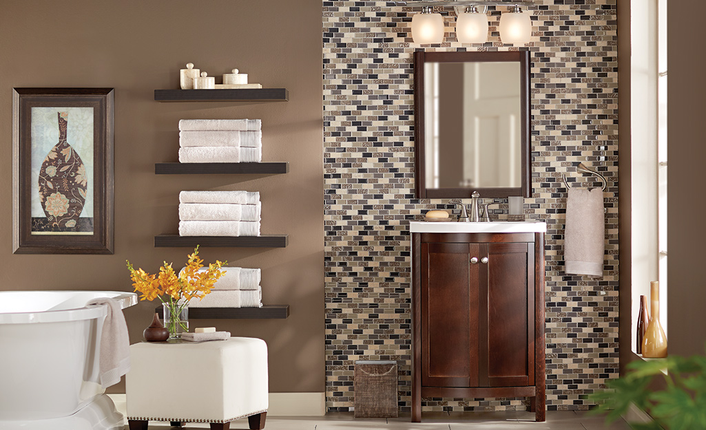 Bathroom Decor Ideas The Home Depot